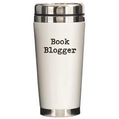Book Blogger Ceramic Travel Mug!