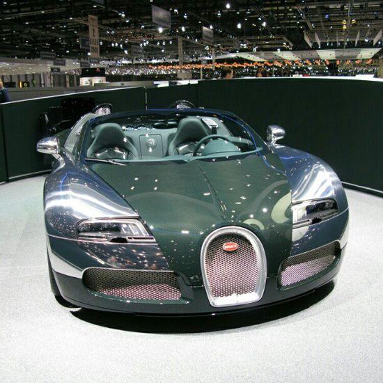Gorgeous Bugatti Veyron
