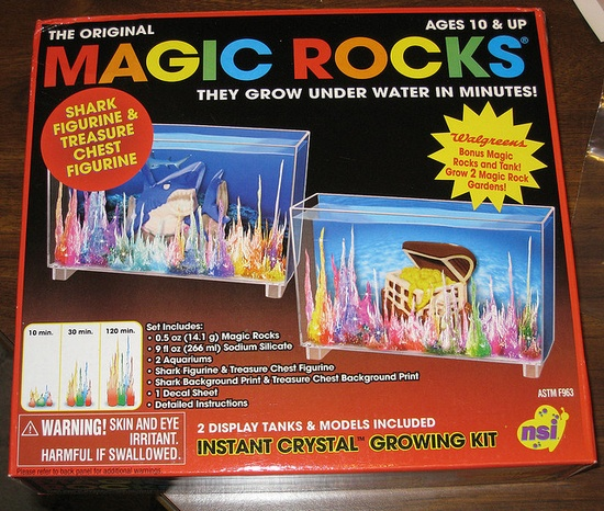 I use to LOOOOOVE Magic Rocks!!