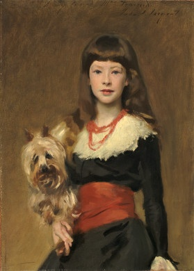 Miss Beatrice Townsend. John Sargent