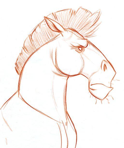 Sketches 2012 (Character Design) by Jac Hamman, via Behance