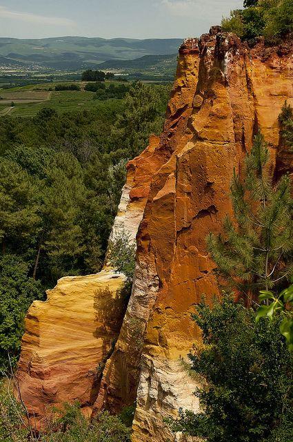 ? Roussillon - Provence, France