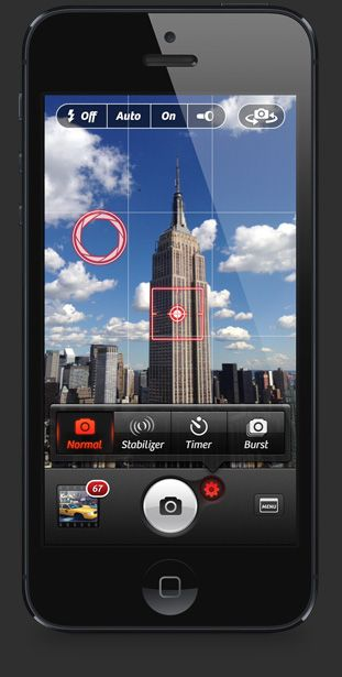 Camera+ ...the ultimate photo app