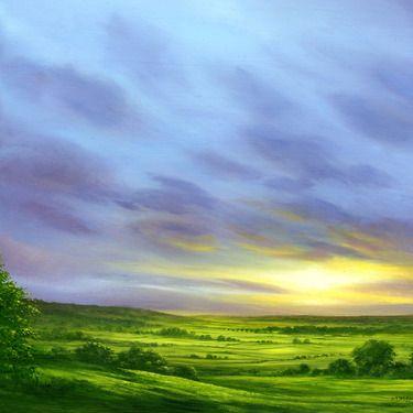 "Saatchi Online Artist mark duffin; Painting, ""fade"""