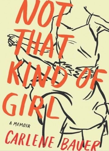 The Book Cover Archive: Not That Kind of Girl, design by Leanne Shapton