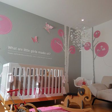 Bedroom Baby Girls Room Design, Pictures, Remodel, Decor and Ideas