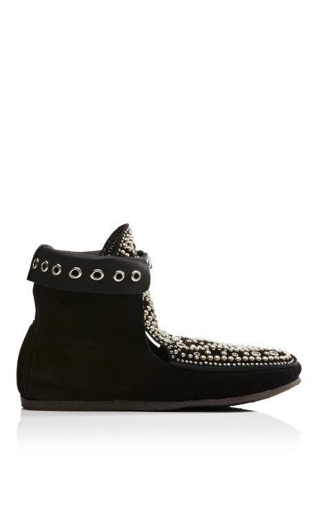Morley Studded Shoe by Isabel Marant for Preorder on Moda Operandi