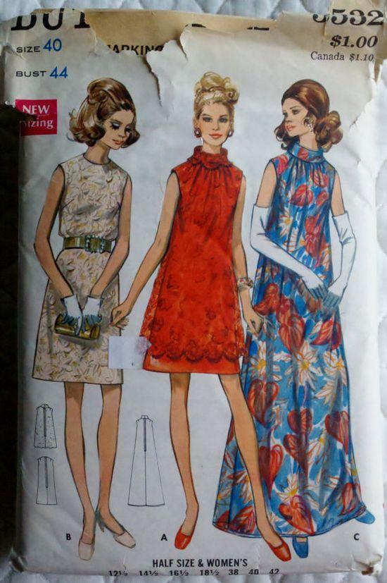Plus size Mod dress