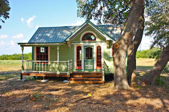 Texas Tiny Homes.