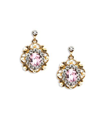 Gala Gem Earrings - JewelMint
