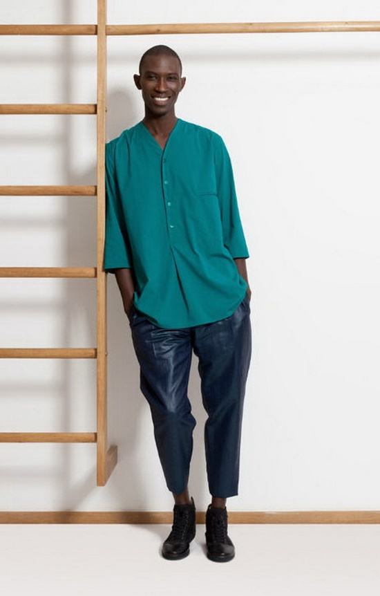 Christophe Lemaire Men's Spring/Summer 2012 Collection