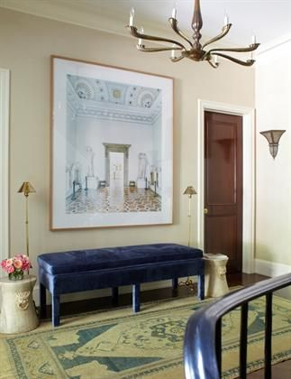 Timothy Whealon Interiors - Carnegie Hill Townhouse
