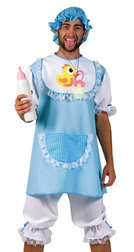 Funny Fashion Funny Adult Baby Outfit Mens Halloween « Clothing Impulse