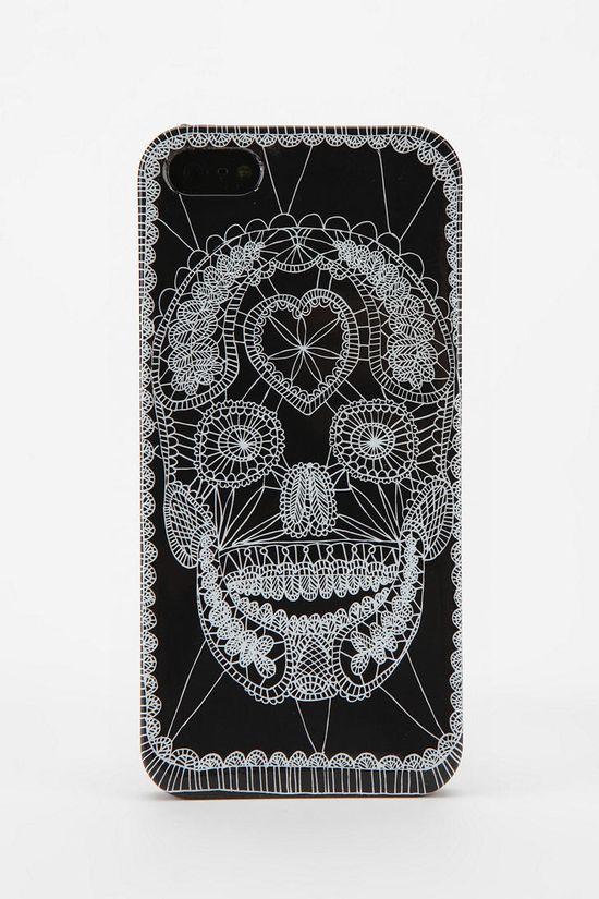 UO Skull iPhone 5 Case