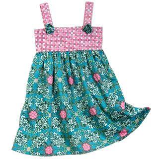 """The Little Dress"" - Pattern/tutorial from Art Gallery Fabrics"