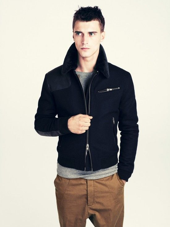 Fashion Winter/summer Clothing Collection For Men With Style Trends 2012