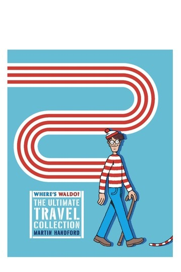 Random House  Where's Waldo? The Ultimate Travel Collection  $7.99