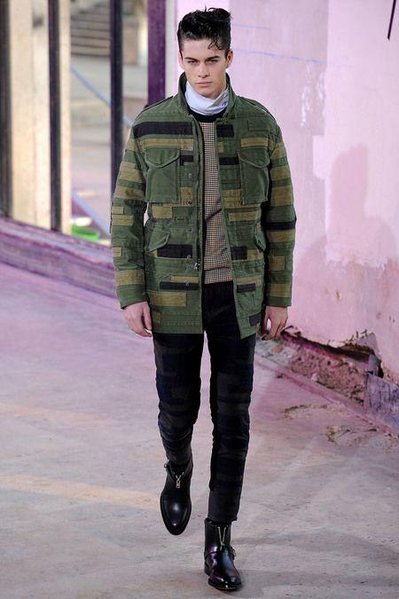 3.1 Phillip Lim F/W 2013 Menswear