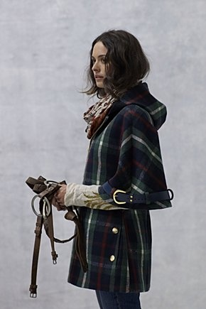 equestrian coat from anthro