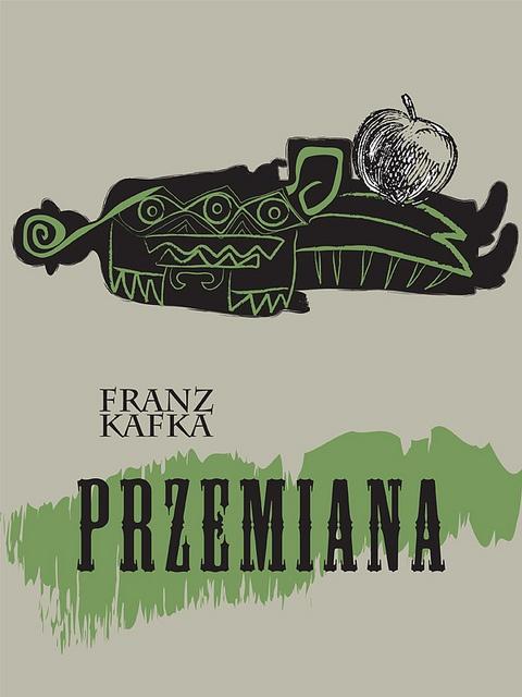 István Szathmáry, The Metamorphosis (entry for the 50 Watts' Polish Book Cover Contest), via Flickr.
