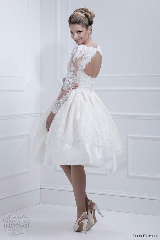 Ellis Bridals 2013 Wedding Dresses