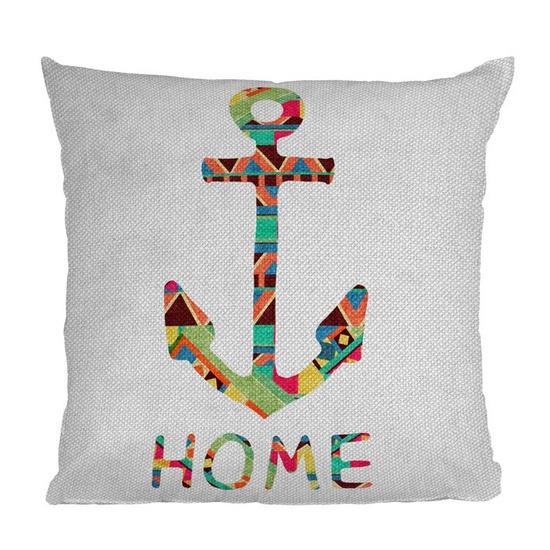 You Make Me Home Pillow