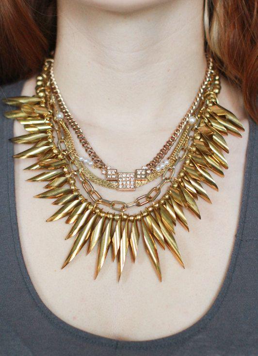 Fantastic, bold jewelry