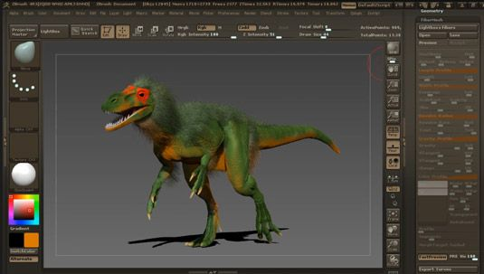 ZBrush tutorials - 30 ways to sculpt and paint in 3D: www.creativebloq....