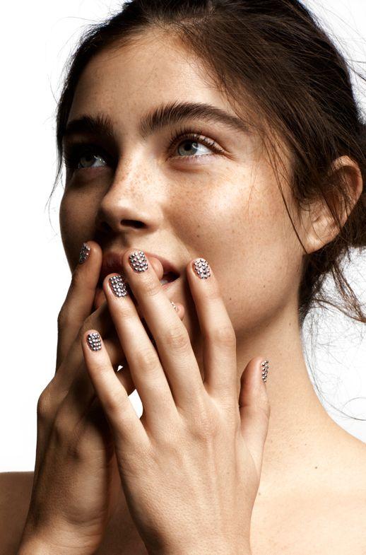 those nails!