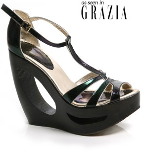 I love crazy shoes