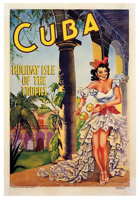 Cuba, Holiday Isle In The Tropics