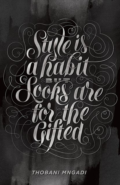 Style Advice, p. II by Kyle J. Letendre - #typography #type