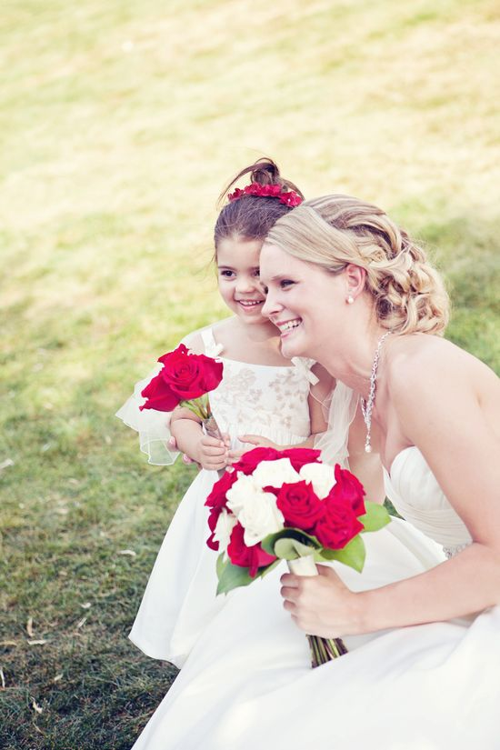So cute! Photo by Cindy. #KidsInWeddings #MinneapolisWeddingPhotographers