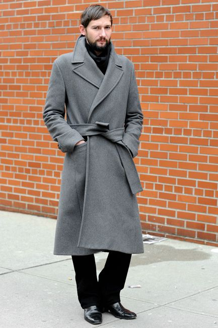 INFLUENCERS: COATS by MONSIEUR JEROME