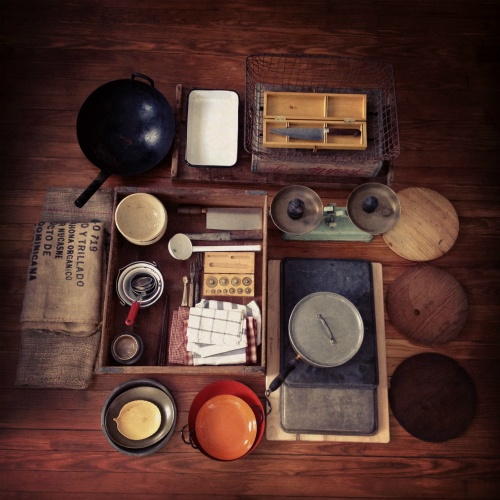 E.A.T.: Food Photography and Blogging Props