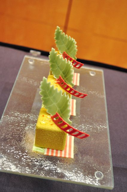 Leaf Dessert