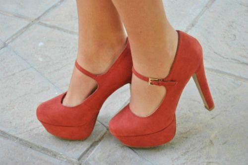 Love these shoes with their little straps