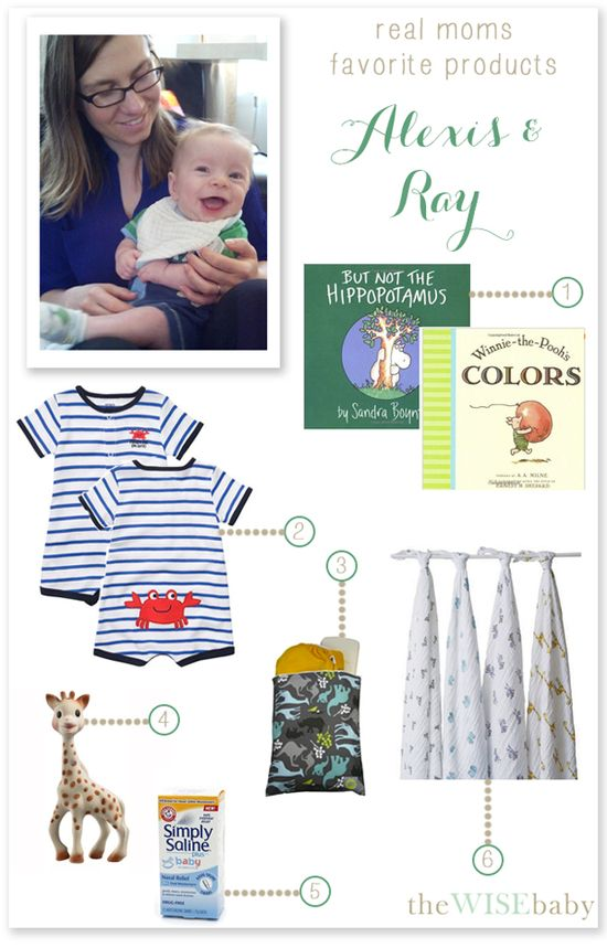 Real Moms Favorite Baby Products
