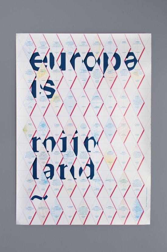 Europa mijn Land © mariellevangenderen.nl