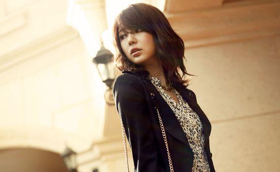 Korean actress/ Idol star, Yoon Eun Hye