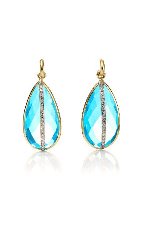 Kara Ross Sway Earrings