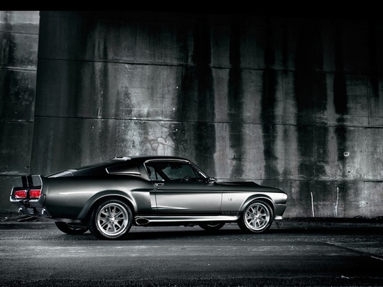 Ford Mustang GT500 Eleanor...OH BABY!!