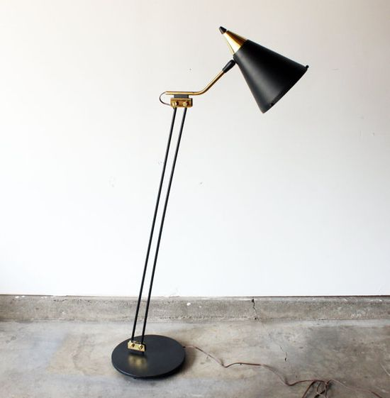 Gerald Thurston Floor Lamp For Lightolier