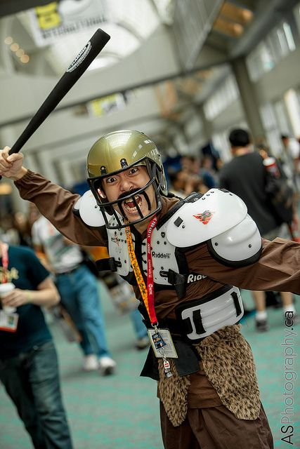 Bill and Ted's Excellent Adventure Genghis Khan #Cosplay
