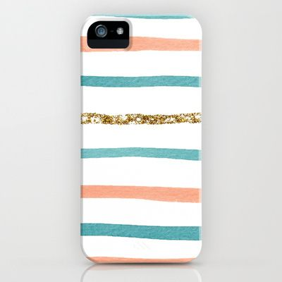 Sparkle Stripe iPhone Case by Social Proper like this item, come to visit here, you will find it with best low price
