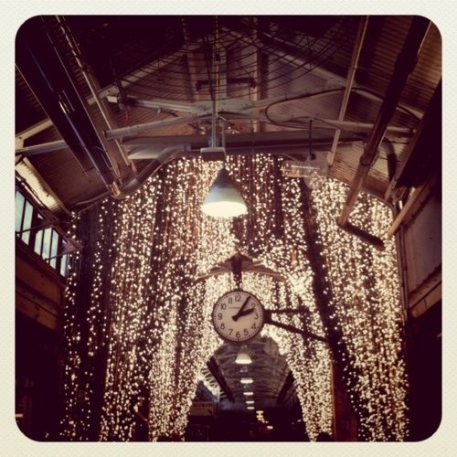 One of my fave stops. Chelsea Market. #NYC
