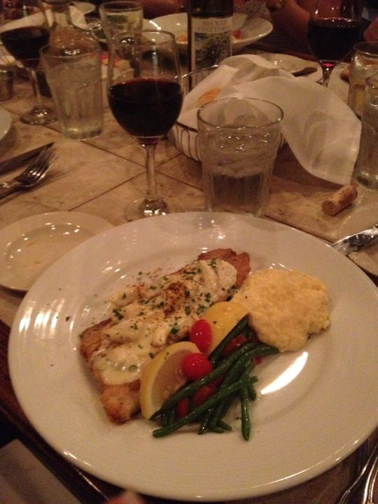 Great food - Cabernet Grill