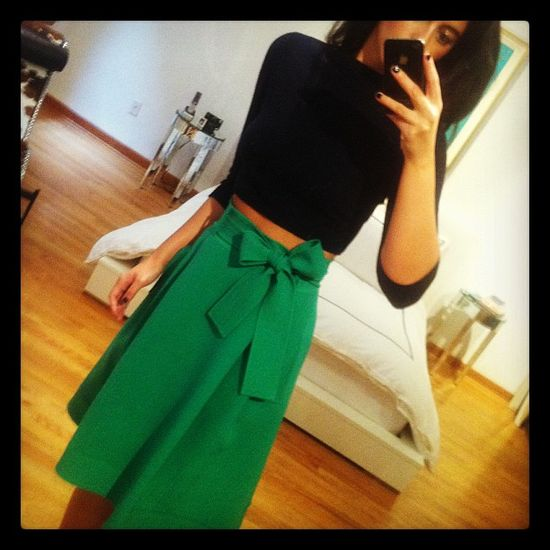 Oh, this skirt!