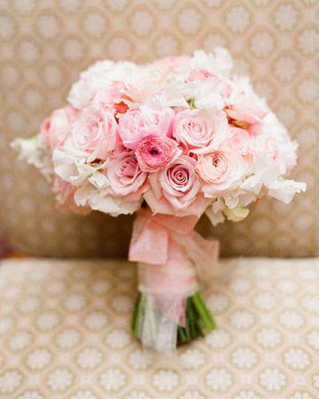 romantic pinks.