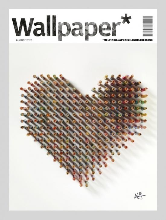 Wallpaper* —hand-made 2012 - Creative Journal